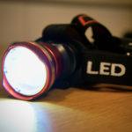 乾電池で低予算ライトトラップ! カブトムシ・クワガタが飛んでくる魔法のLED